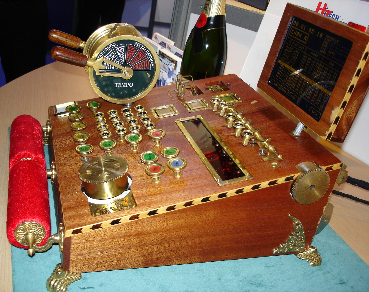 MR THOMAS FAVELL'S COMPTOMETER