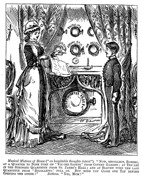 1877 Dec 14 Punch Telephone 3 trimmed