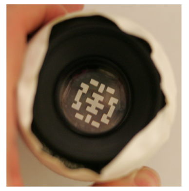 Coded aperture from MIT paper