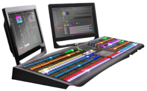 SVS switcher control surface