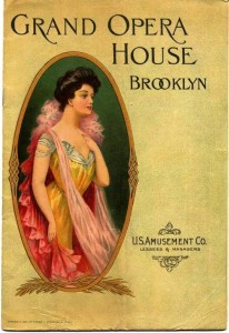 1907 Grand Opera House Brooklyn Hoffmann