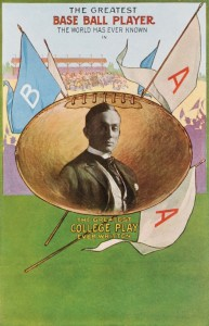1911 Ty Cobb trimmed