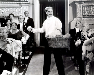 Groucho vends