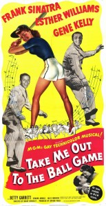 Take Me Out to the Ball Game movie poster