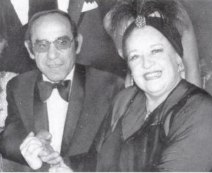 Yogi Berra Eleanor Steber cropped