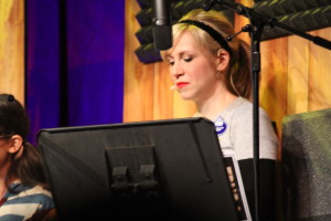 real  voice-over artist Ashley Eckstein  by Gordon Tarpley (attribution required)