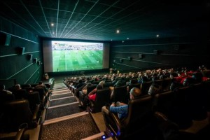 Sony World Cup 4K to Vue Westfield