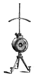 Thomson_mirror_galvanometer