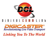 Digicaster and Digital Comm Link