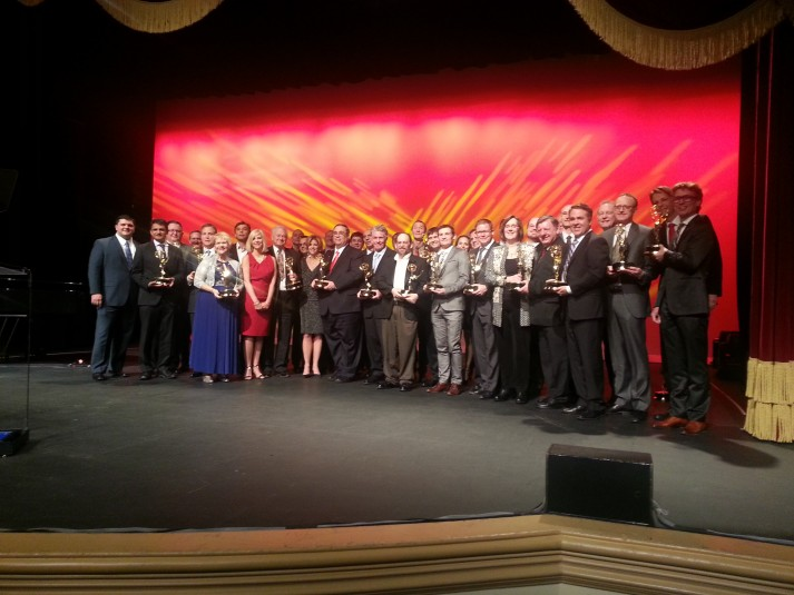 Recipients of the 67th Annual Technology & Engineering Emmy Awards