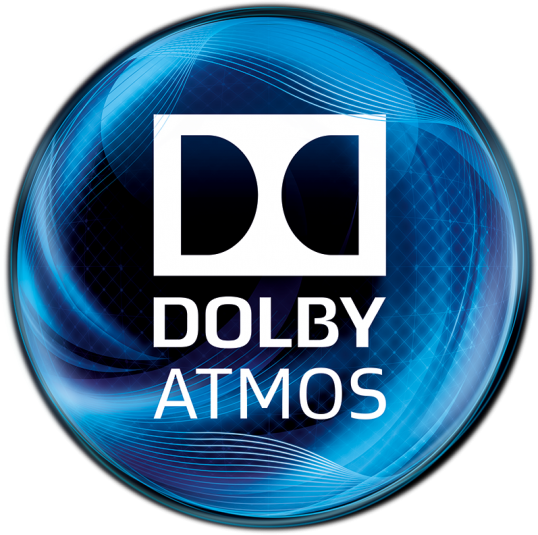 Dolby Atmos at Home logo
