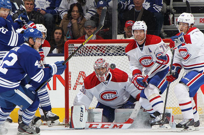 Sportsnet's Hockey Night in Canada matchup between the Toronto Maple Leafs and Montreal Canadiens on Saturday will be produced and delivered in 4K.