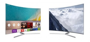 Samsung's new lineup of SUHD sets will be able to control other devices in the home.
