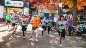 The fourth-annual 4K Fun Run will once raise tens of thousands of dollars for Mercy Corps.