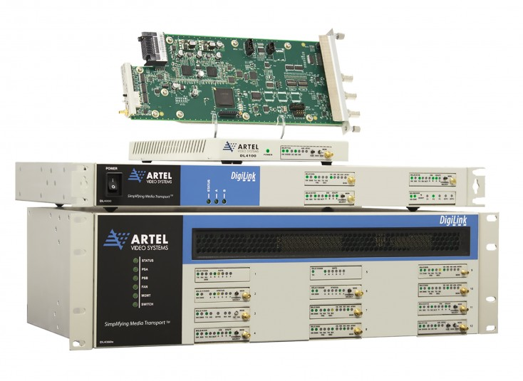 Artel Video Systems DigiLink Media Transport Platform