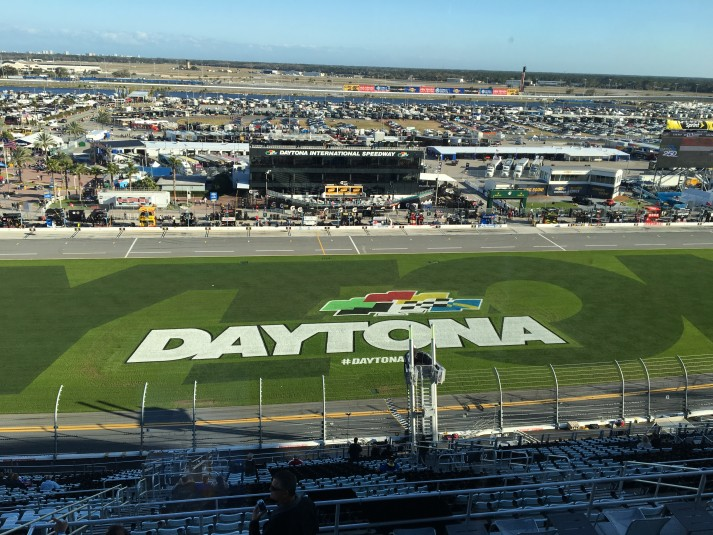 Daytona Rising's new livery