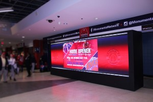 Verizon Center video wall 7