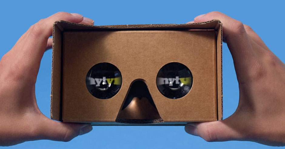 The New York Times distributed Google Cardboard to subscribers in October in an effort to grow its virtual-reality footprint.