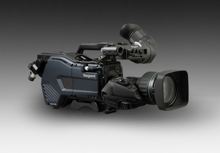 Ikegami's new UHK-430 4K camera