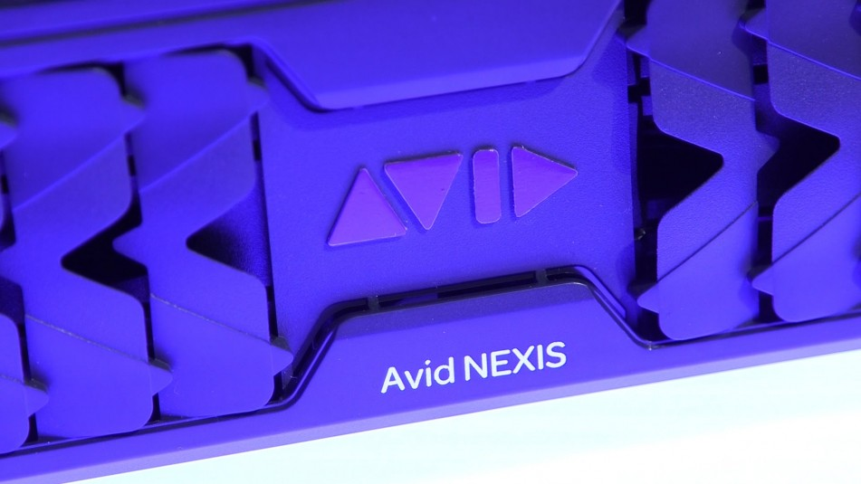 Avid Nexis exemplifies a new philosophy that embraces commercial off-the-shelf storage.