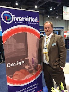 Diversified's Kevin Collins
