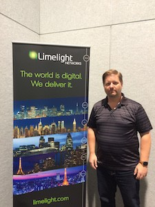 Limelight Networks' Jason Thibeault