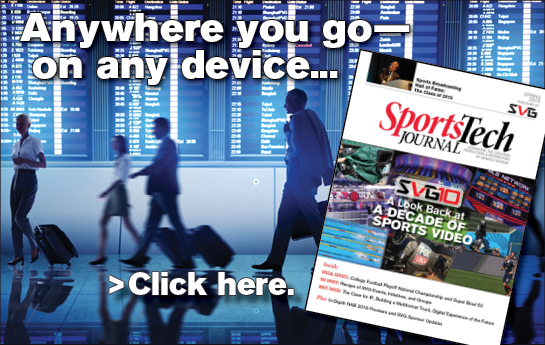 Spring SportsTech Journal Digital Edition Now Available