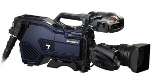 The UHK-430 makes its NAB debut for Ikegami, bringing next-generation 4K production capabilities to the U.S. market.