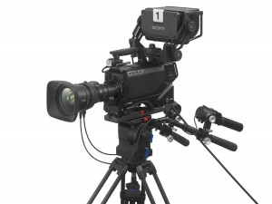 Sony's HDC-4800 offers 16x HD slo-mo recording and 8x 4K slo-mo recording.
