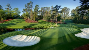 Augusta National's 16th hole will be presented in virtual reality, thanks to NextVR.