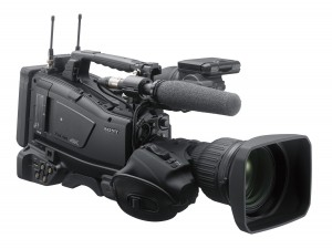 Sony's PXWZ-450 camcorder features 4K capture.