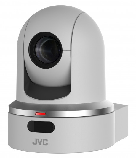 NAB 2016: JVC Intros Robotic PTZ Video-Over-IP Production Camera