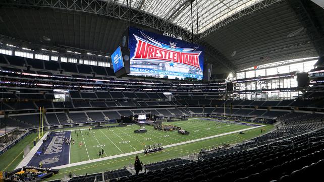 A five-hour PPV show from at AT&T Stadium was the centerpiece of WrestleMania 32.