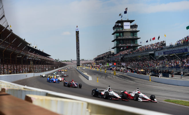 Indy 500 at 100: ESPN Celebrates Century Mark With 100 Cameras