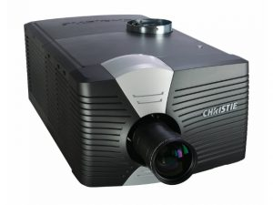Christie Solaria CP4230 4K Digital Cinema Projector Used at SIFF