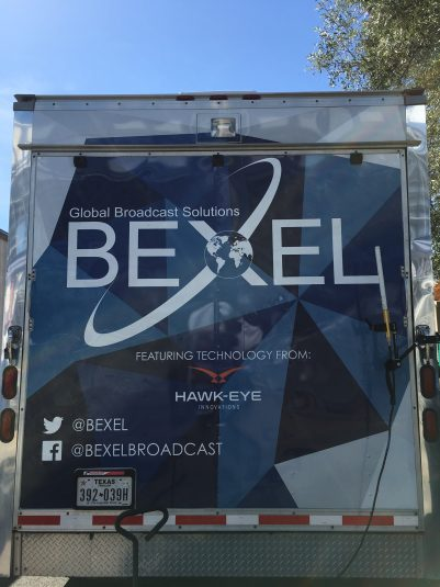 Bexel and Hawk-Eye Innovations are working together to meet the production needs of the Professional Rugby Organization.