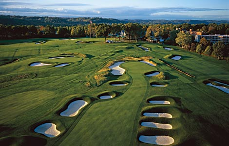 Oakmont Country Club will host this year's U.S. Open golf tournament.