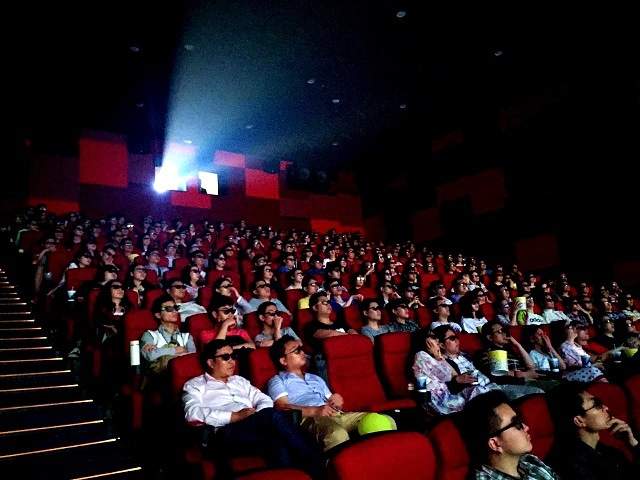 China's Suning Cinema Deploys Christie RGB Laser Projection System