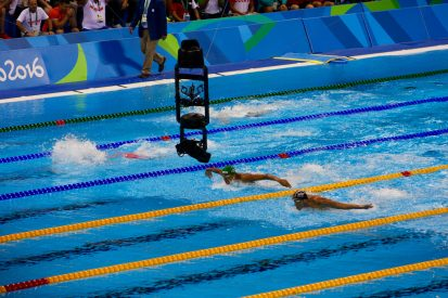 2016 Rio Olympic Aquatics Stadium OAS: Swimming