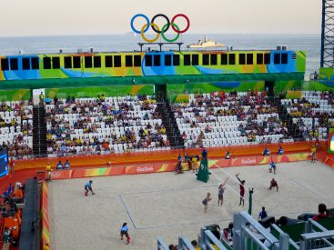 2016 Rio Olympics Beach Volleyball