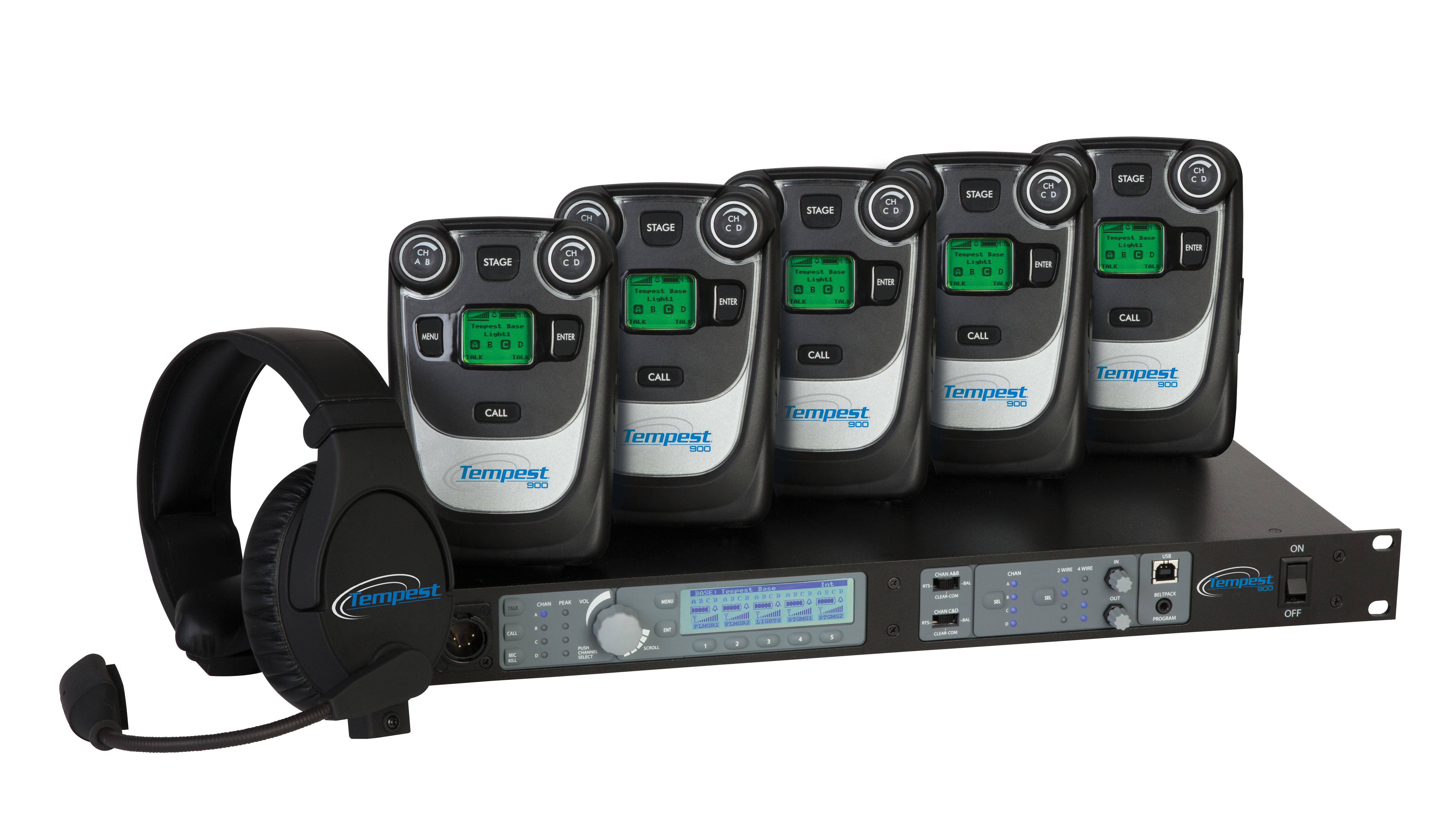 Pliant Technologies Intercom Systems Perform At The