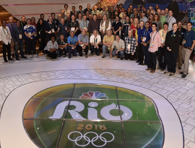 The NBC Olympics engineering team stepped up at the 2016 Rio games to meet the challenge.