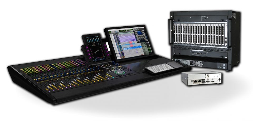 Avid's Pro Tools | S6 With IHSE USA's Network KVM Solution
