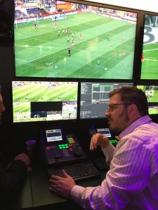 Avid is zeroing in on the sports market with four different production packages.