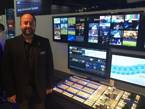 NewTek's Will Waters says the new IP Series will expand the company's appeal to more mid- and high-end production operations,