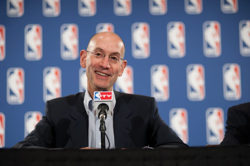 SVG Summit Keynote Conversation to Feature NBA Commissioner Adam Silver
