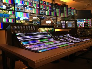 ARD/ZDF used Sony's ICP-X7000 control panel at the Euros.
