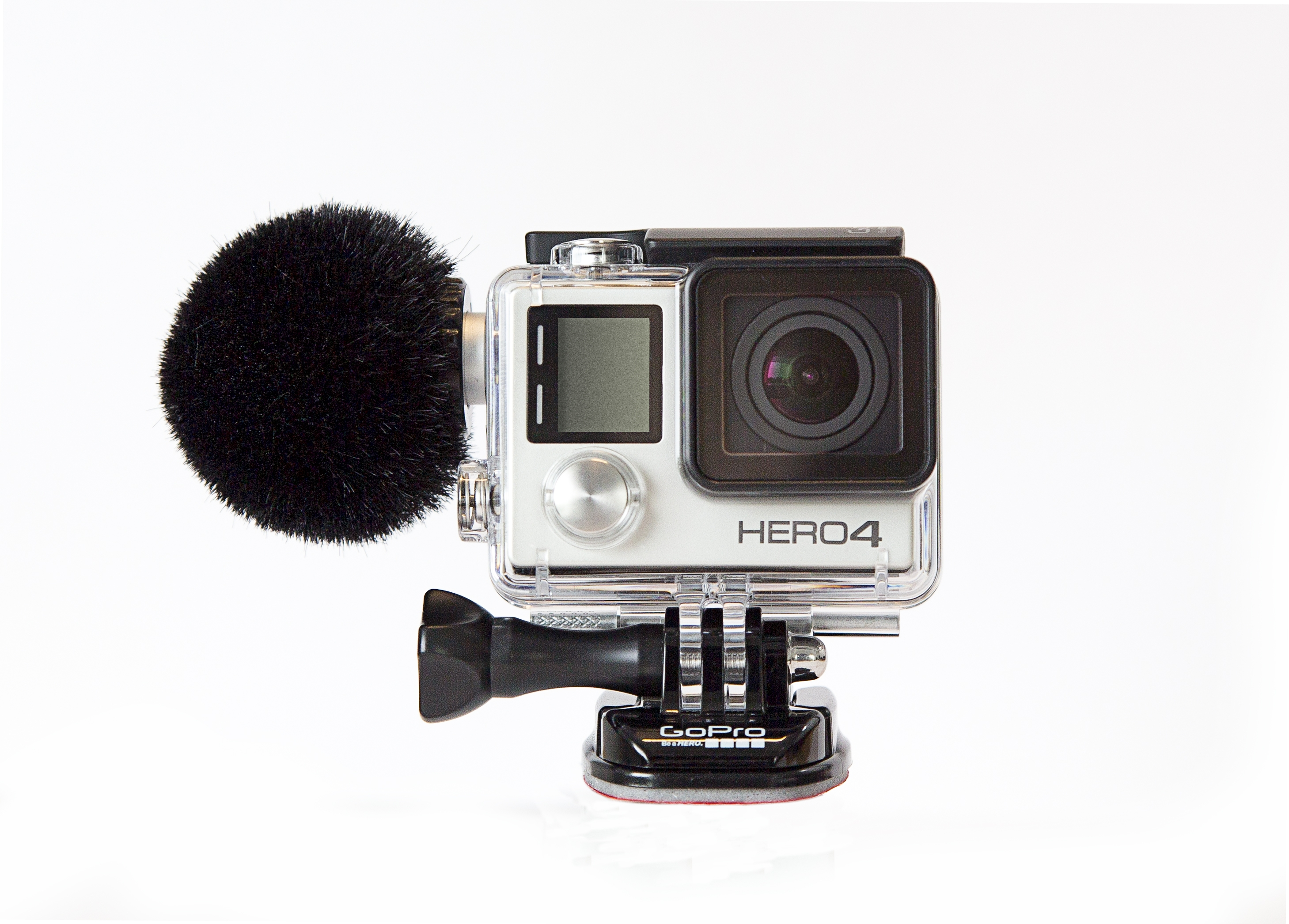 Sennheiser's forthcoming microphone for action cameras has been designed to be the ideal audio partner to a GoPro.