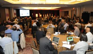 SVG's inaugural IP Production Forum drew a packed house at the Westin Times Square Hotel in New York City.