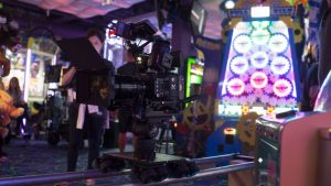 DP Noel shot the music video with a single VariCam LT with Cooke anamorphic lenses